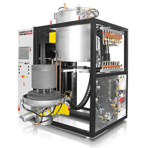 Bottom loading furnace, metal insulation - HTBL MO/W