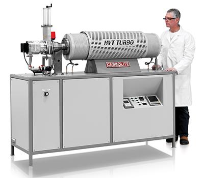 High Vacuum Tube Furnace - HVTT