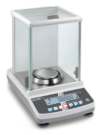 Analytical Balance ABS-N/ABJ-NM with High-Quality Single-Cell Weighing System