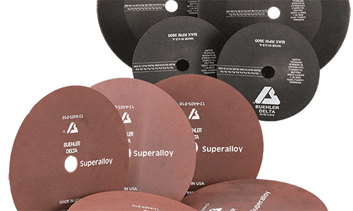 Abrasive Wheels for Sectioning
