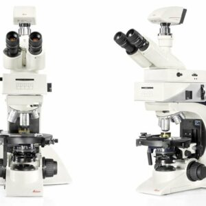 Crystal Clear Upright Microscope for Polarization Leica DM2700 P