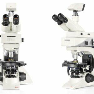 Crystal Clear Upright Microscope for Polarization Leica DM2700 P