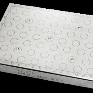 Wilson Brinell Hardness Test Blocks