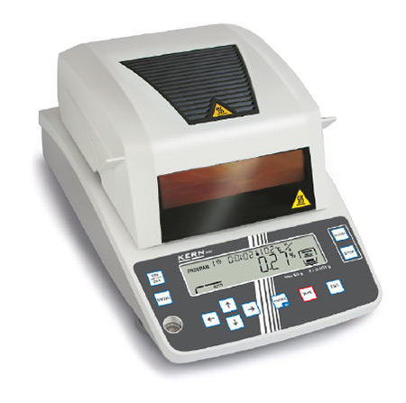 Moisture Analyser DBS with Graphics Display