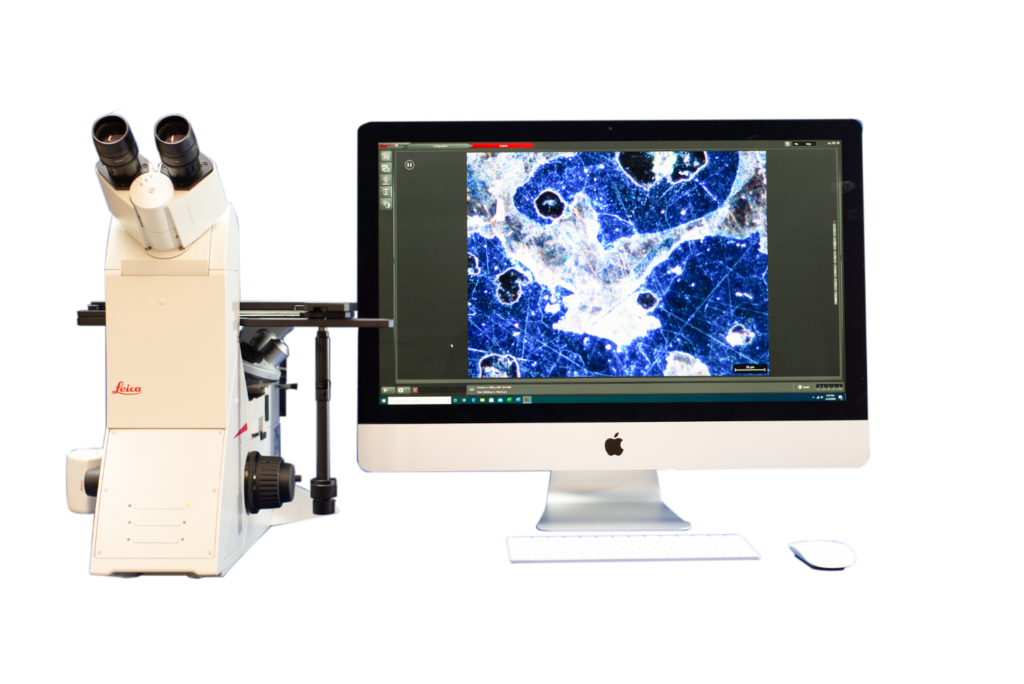 DMi8 Inverted Metallurgical Microscope
